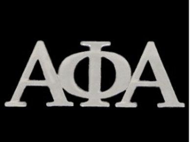 Alpha Phi Alpha Lapel Pin
