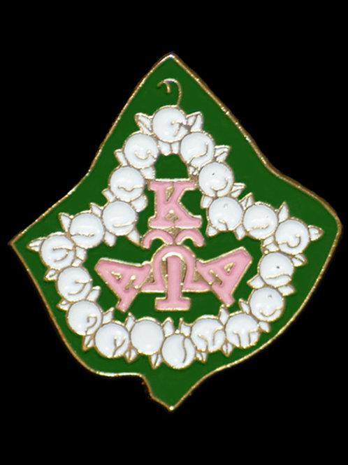 Alpha Kappa Alpha Ivy Lapel Pin