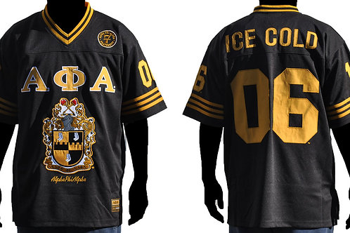Alpha Phi Alpha Football Jersey ICECOLD