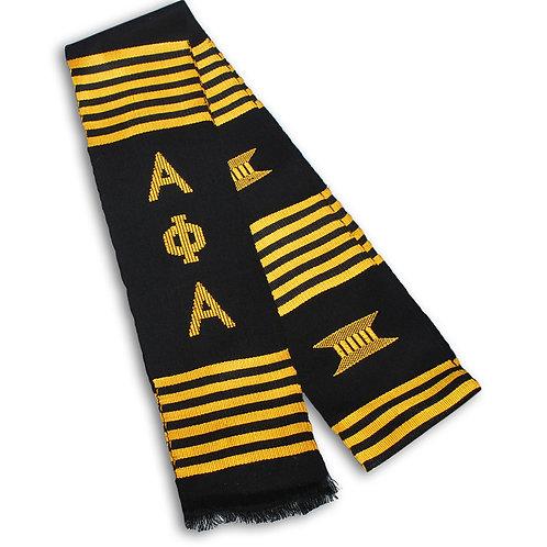 Alpha Phi Alpha Graduation Stole