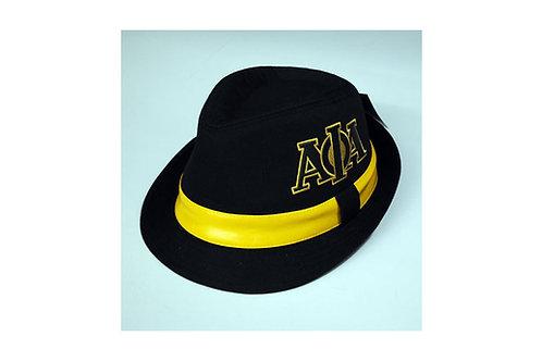Alpha Phi Alpha Fedora Hat