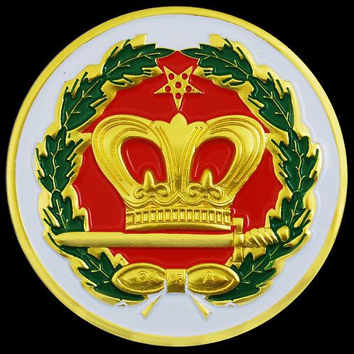 Amaranth Car Badge