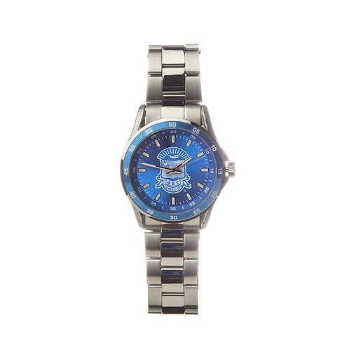Phi Beta Sigma Alloy Fraternity Watch