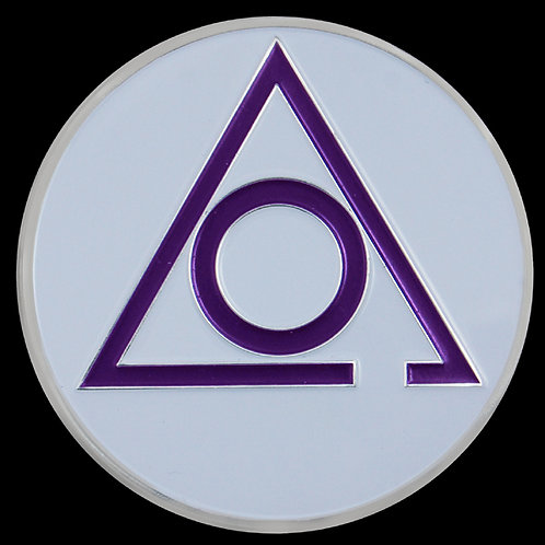 Circle Of Perfection Car Badge