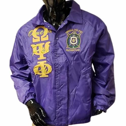 OMEGA PSI PHI Line Jacket