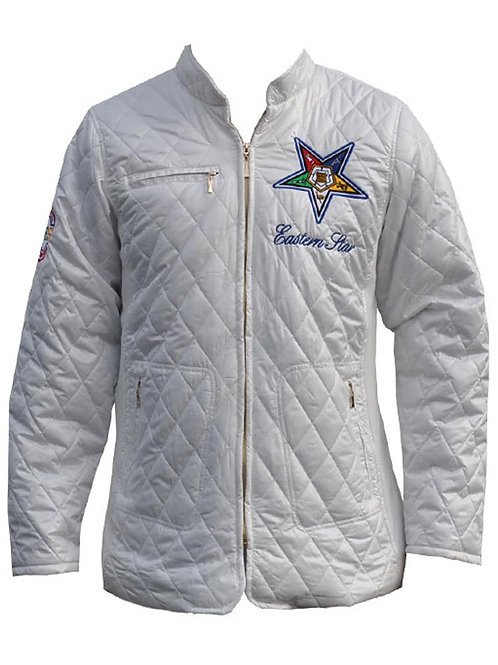 Order of the Eastern Star Pad Jacket
