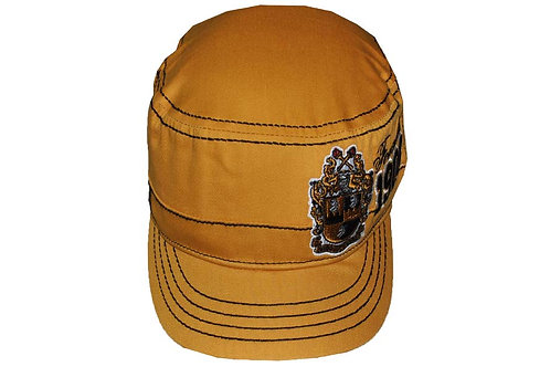 Alpha Phi Alpha Captain Gold Cap
