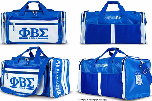 Phi Beta Sigma Duffle Bag
