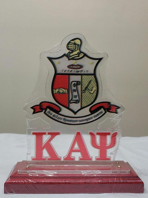 Kappa Alpha Psi Acrylic Desk Top
