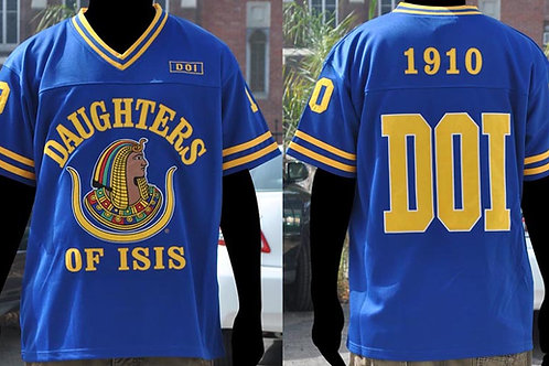 Daughters of Isis Football Jersey