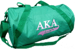 Alpha Kappa Alpha Medium Duffel Bag
