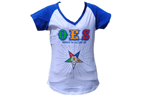 ORDER OF EASTERN STAR TEE