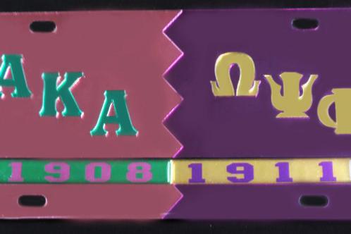 ALPHA KAPPA ALPHA/ OMEGA PSI PHI TAG