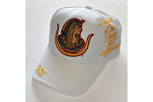 Daughters of Isis Cap White
