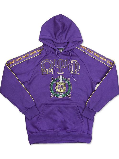 Omega Psi Phi Hoodie