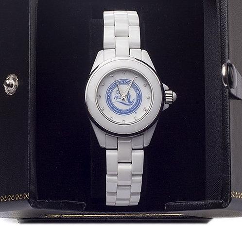 Zeta Phi Beta Ceramic Watch