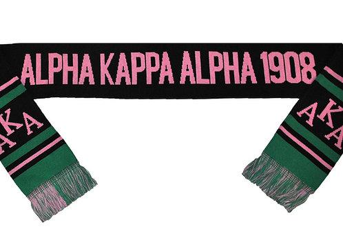 Alpha Kappa Alpha Scarf