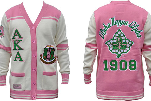 Alpha Kappa Alpha Sweater Black