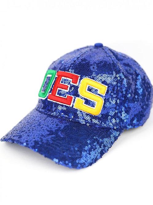 OES Sequin Cap