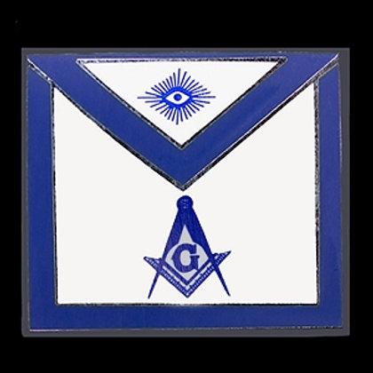 Blue Lodge Apron Lapel Pin