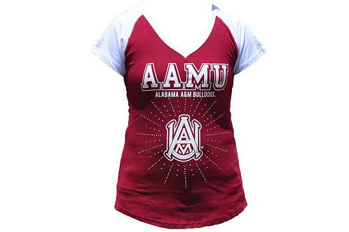 Alabama A&M Female Tee