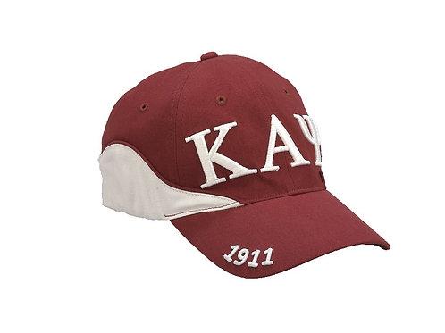 KAPPA ALPHA PSI Two-Tone Fraternity Cap