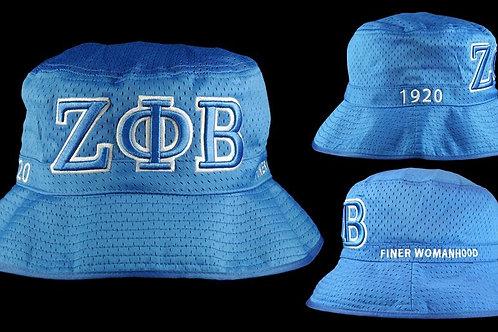 Zeta Phi Beta Bucket Hat