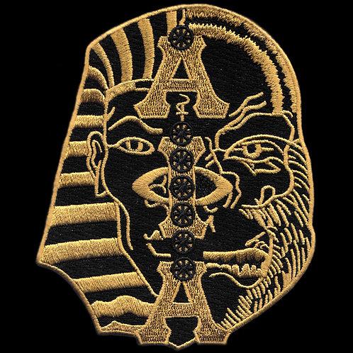 Alpha Phi Alpha Sphinx/Ape Lapel pin
