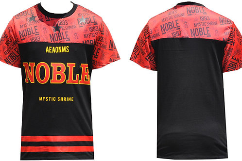 NOBLE  JERSEY T-SHIRT