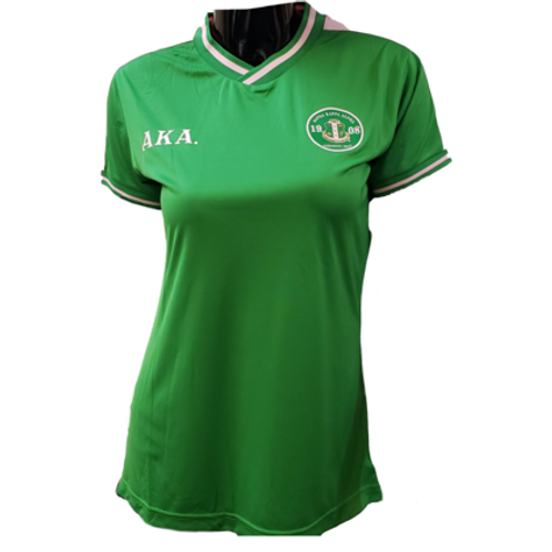Alpha Kappa Alpha Green Soccer Jersey