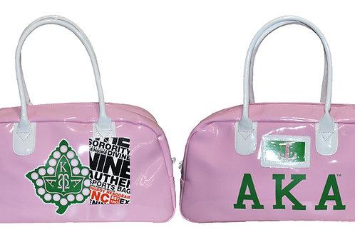 Alpha Kappa Alpha Sports Bag