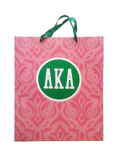 Alpha Kappa Alpha Large Gift Bag