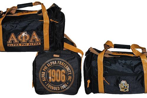 Alpha Phi Alpha Duffle Bag
