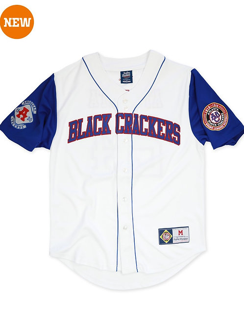 NLBM LEGACY JERSEY BLACK CRACKERS