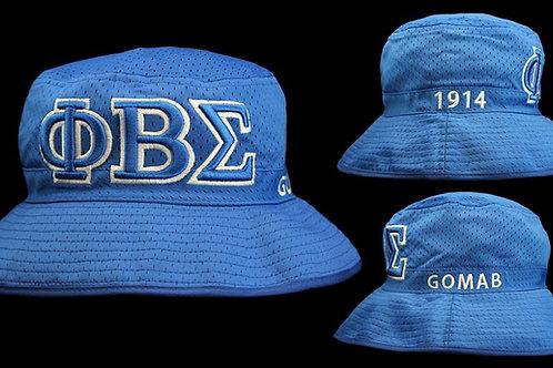 Phi Beta Sigma Bucket Hat