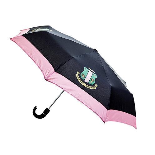ALPHA KAPPA ALPHA Mini Auto up/down Umbrella