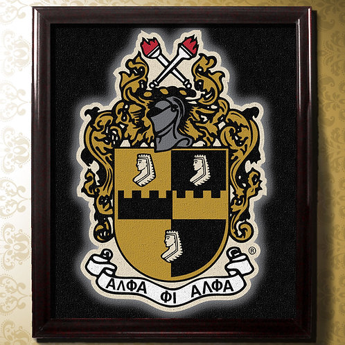 ALPHA PHI ALPHA CANVAS LARGE