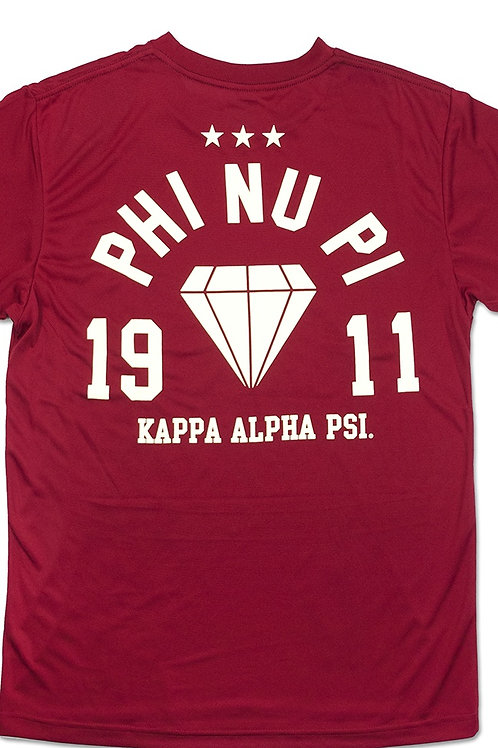 KAPPA ALPHA PSI GRAPHIC TEE