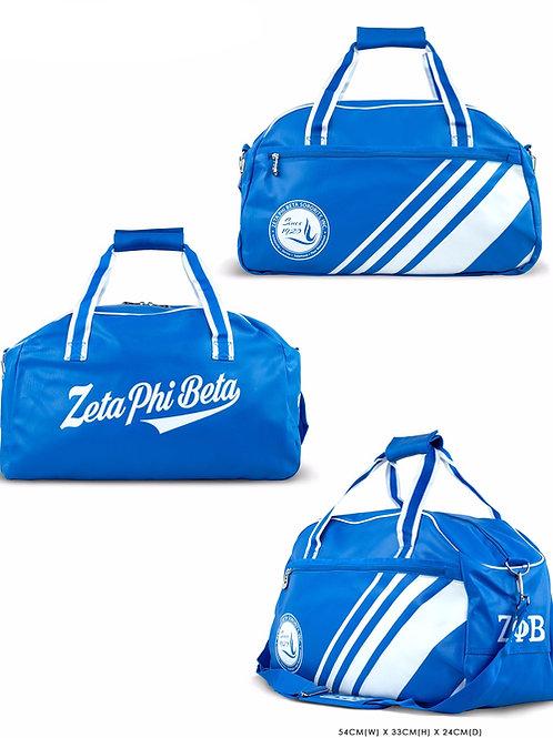 Zeta Phi Beta Sports PU Bag