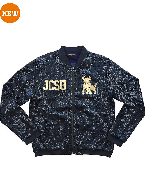 Johnson C. Smith Sequin Jacket