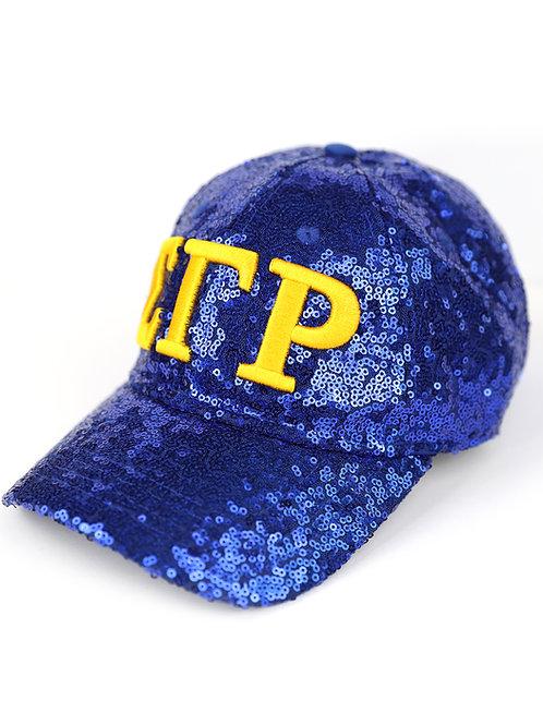 Sigma Gamma Rho Sequin Hat