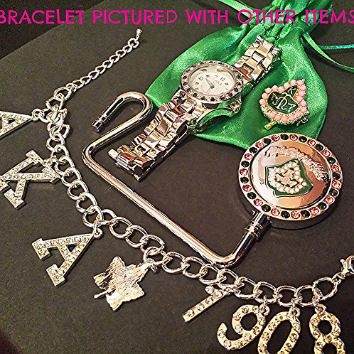 Alpha Kappa Alpha Jewelry Gift Set