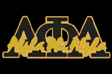 ALPHA PHI ALPHA SIGNATURE LAPEL PIN