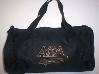 Alpha Phi Alpha Medium Duffel Bag