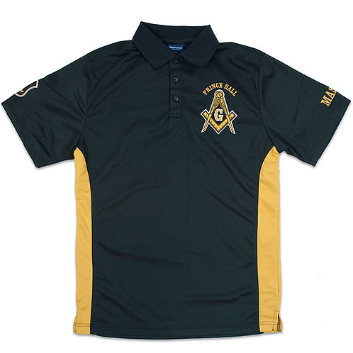 PRINCE HALL MASON POLO SHIRT