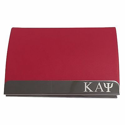 Kappa alpha psi engraved business card holder the greek store kappa alpha psi engraved business card holder reheart Gallery
