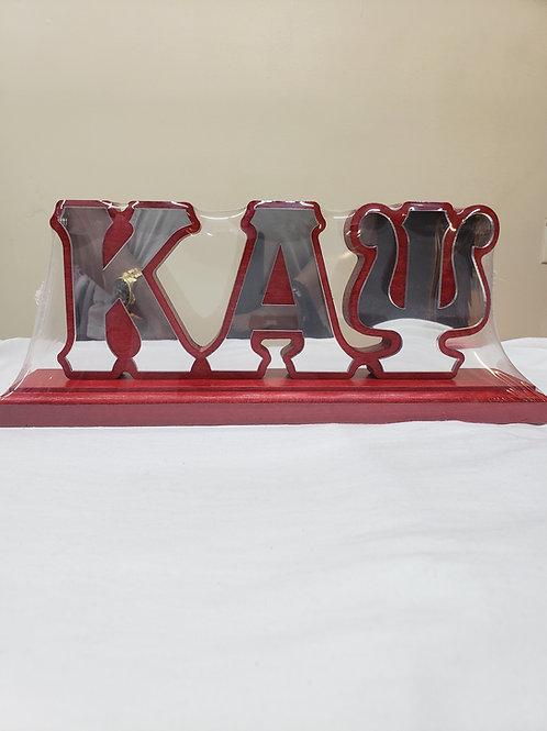 Kappa Alpha Psi Desktop Letter Base