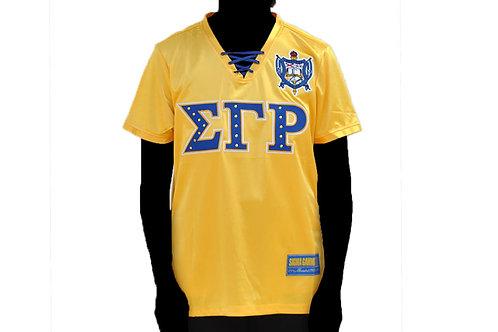 Sigma Gamma Rho Football Jersey
