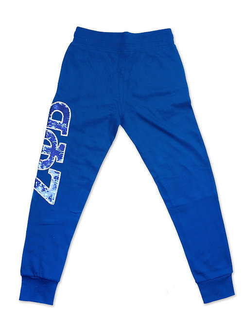ZETA PHI BETA SEQUIN SWEATPANT