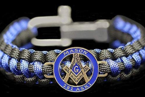 Mason Paracord Bracelet